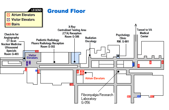 Shands Ground Floor